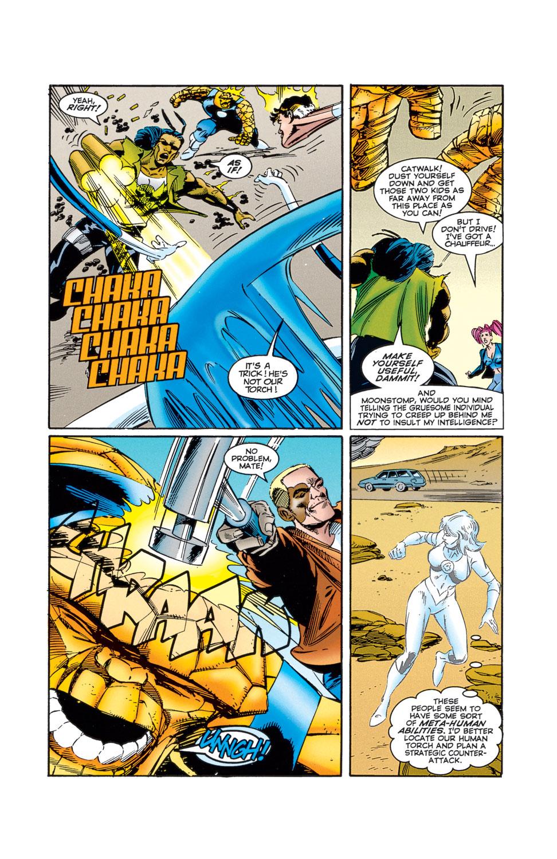 Read online Skrull Kill Krew (1995) comic -  Issue #4 - 13