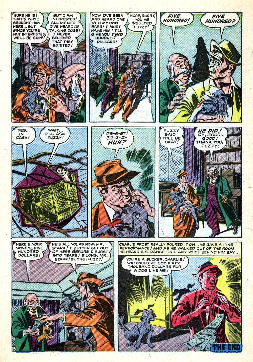 Spellbound (1952) issue 6 - Page 16