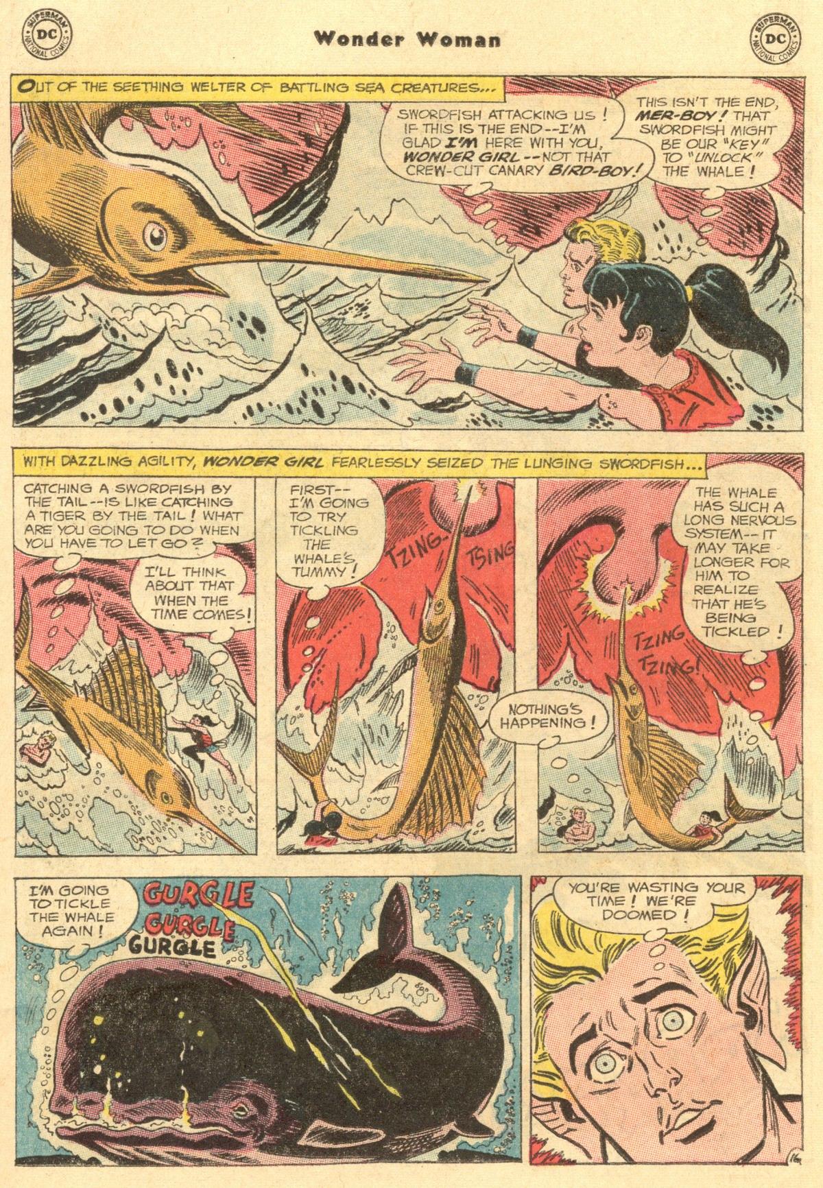 Read online Wonder Woman (1942) comic -  Issue #154 - 22