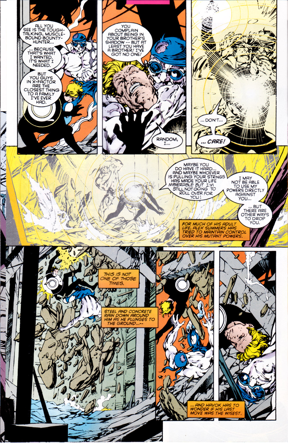 Read online X-Factor (1986) comic -  Issue #118 - 15