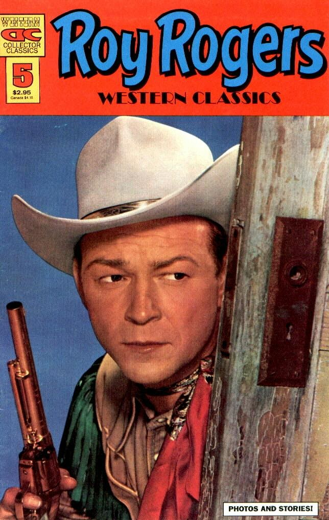 Read online Roy Rogers comic -  Issue #5 - 1