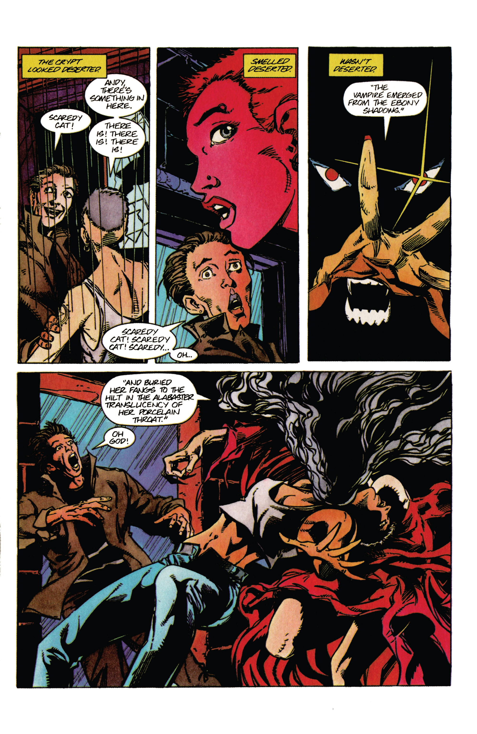 Read online Shadowman (1992) comic -  Issue #40 - 7
