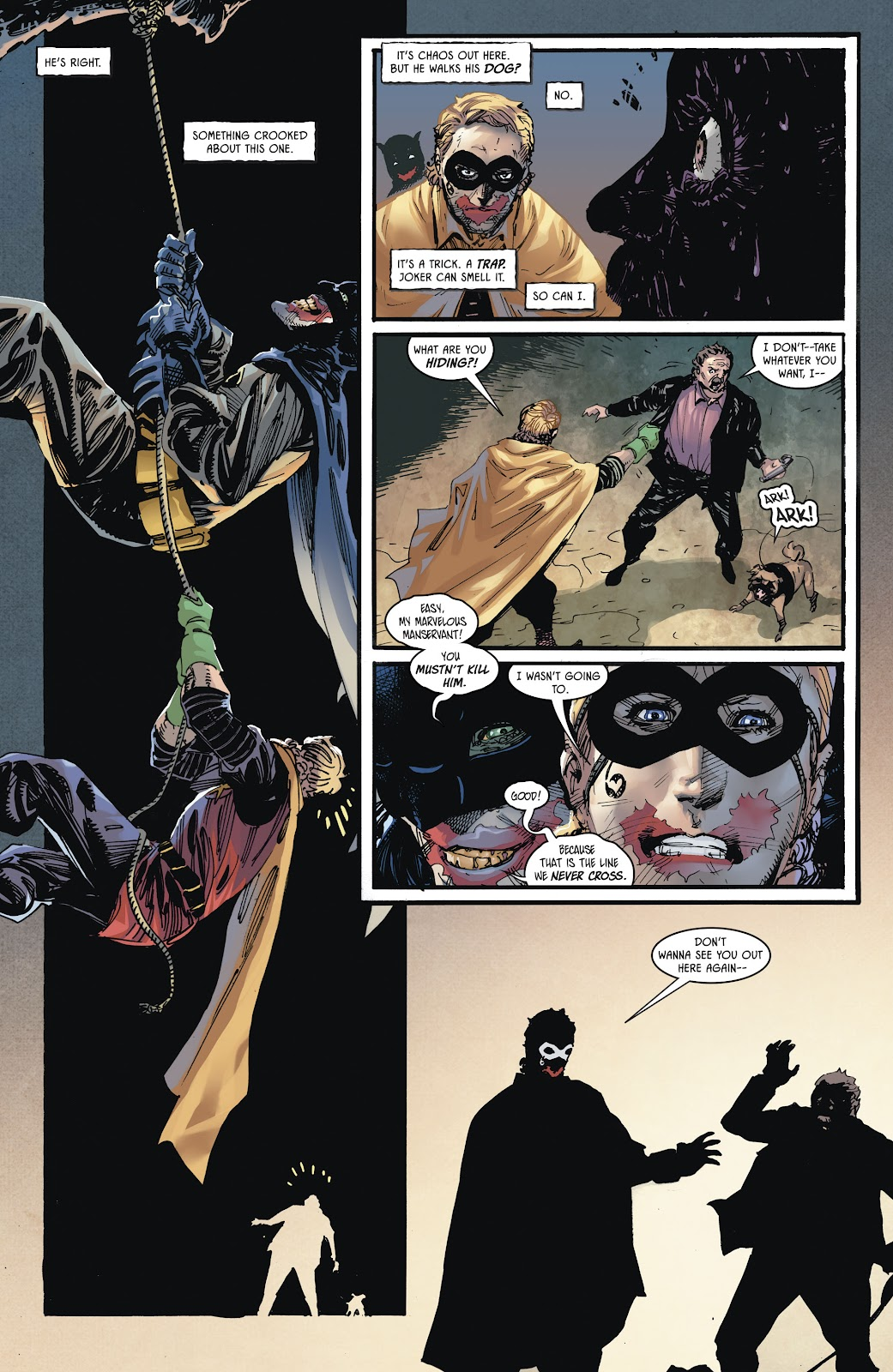 Joker: Year of the Villain issue Full - Page 12