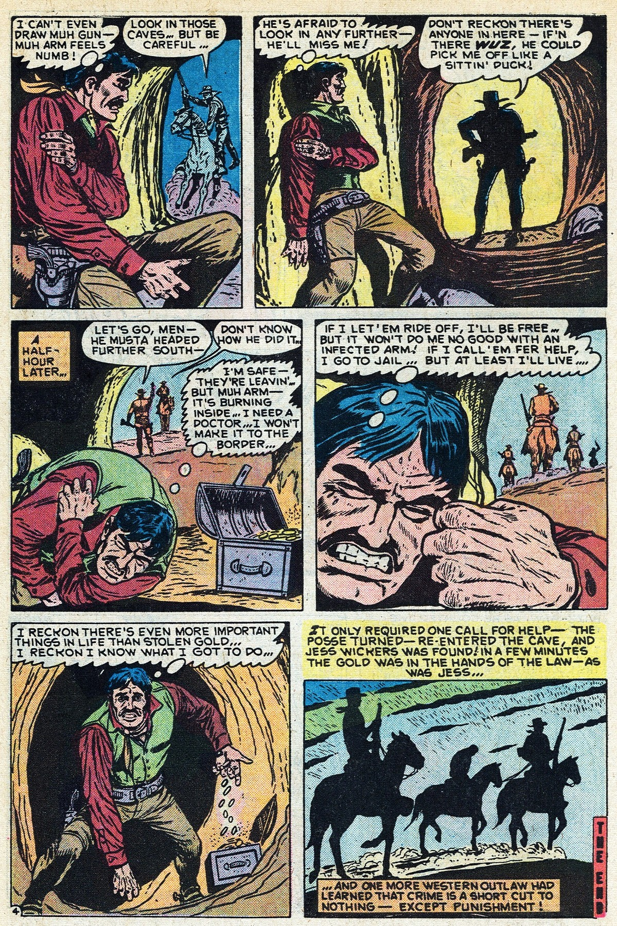 Read online Two-Gun Kid comic -  Issue #122 - 34
