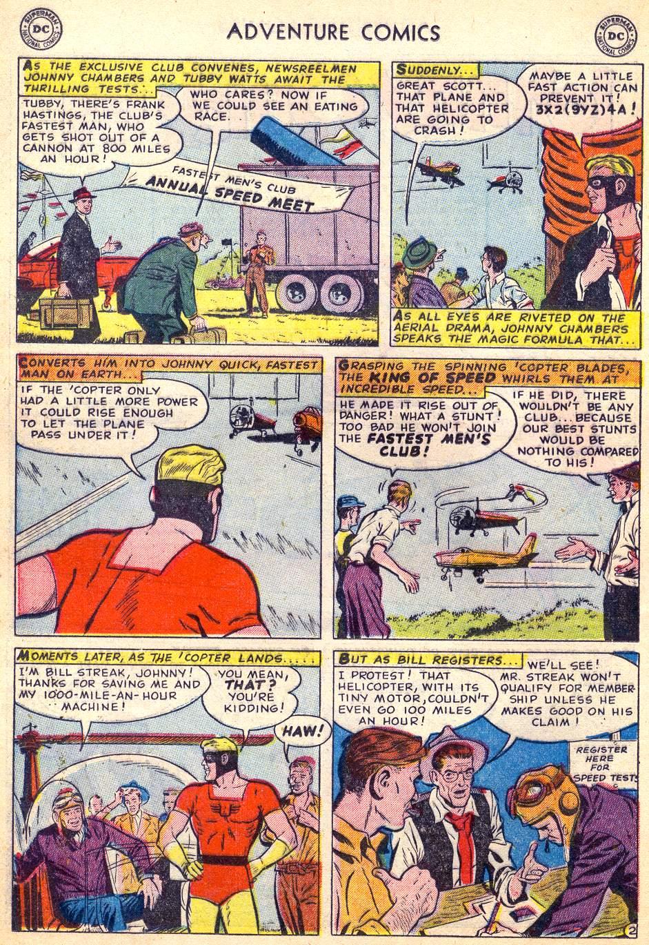 Read online Adventure Comics (1938) comic -  Issue #197 - 26