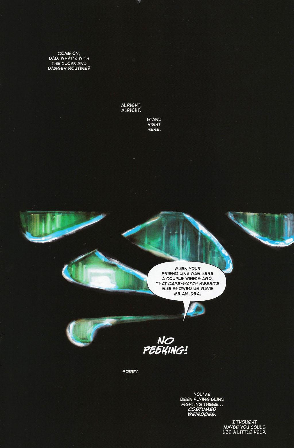 Read online ShadowHawk (2005) comic -  Issue #7 - 3