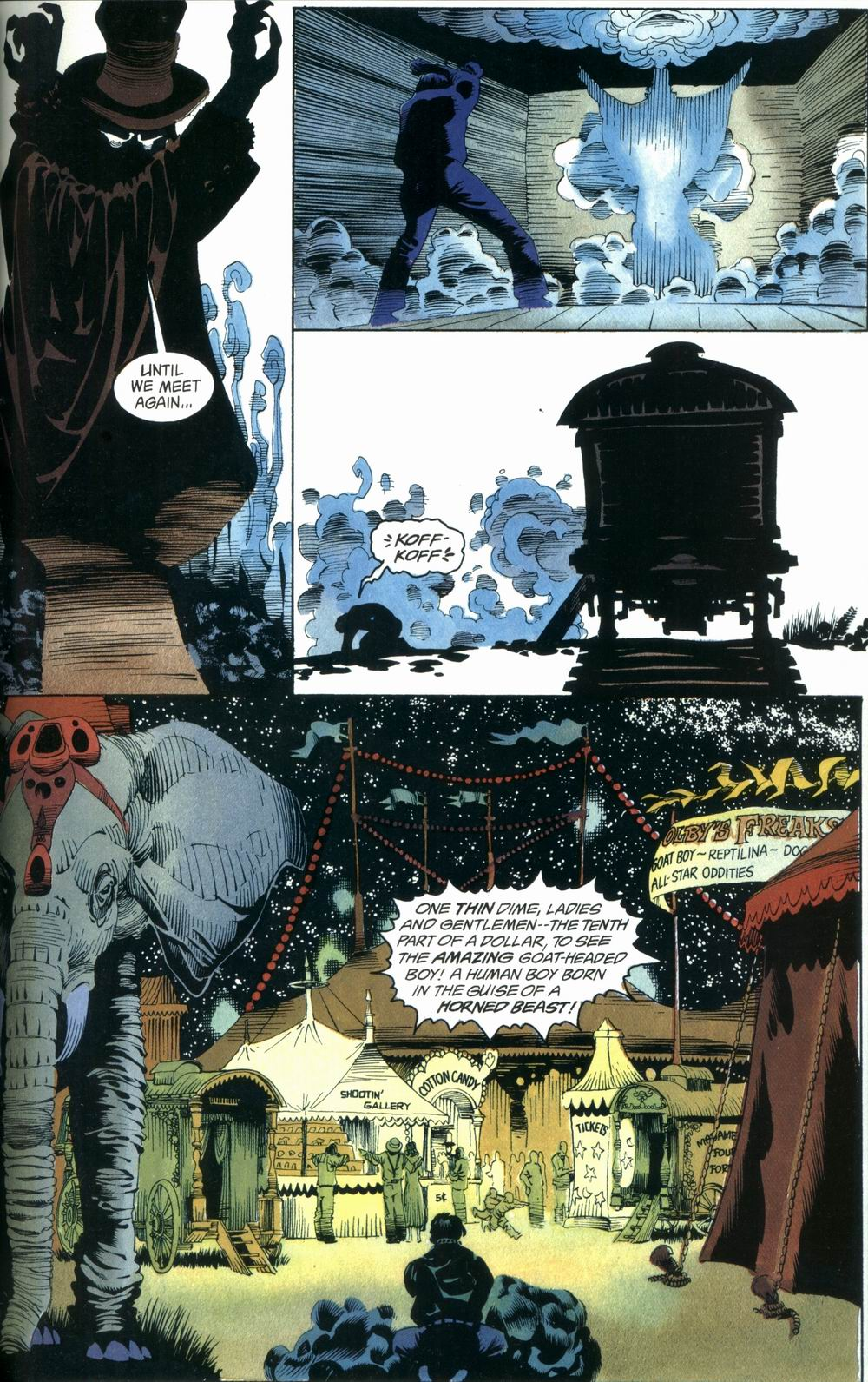 Read online Deadman: Love After Death comic -  Issue #2 - 15