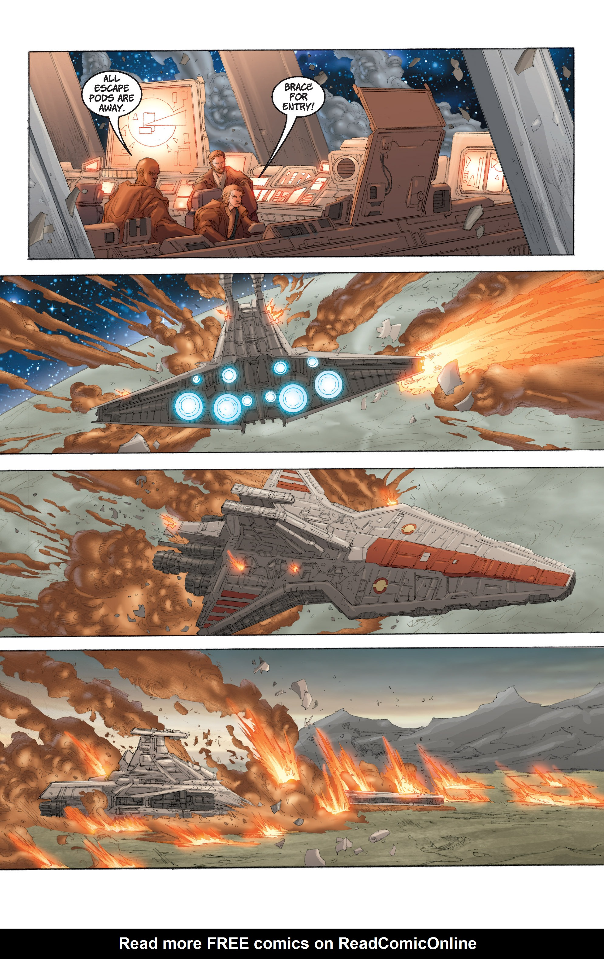 Read online Star Wars Omnibus comic -  Issue # Vol. 26 - 156