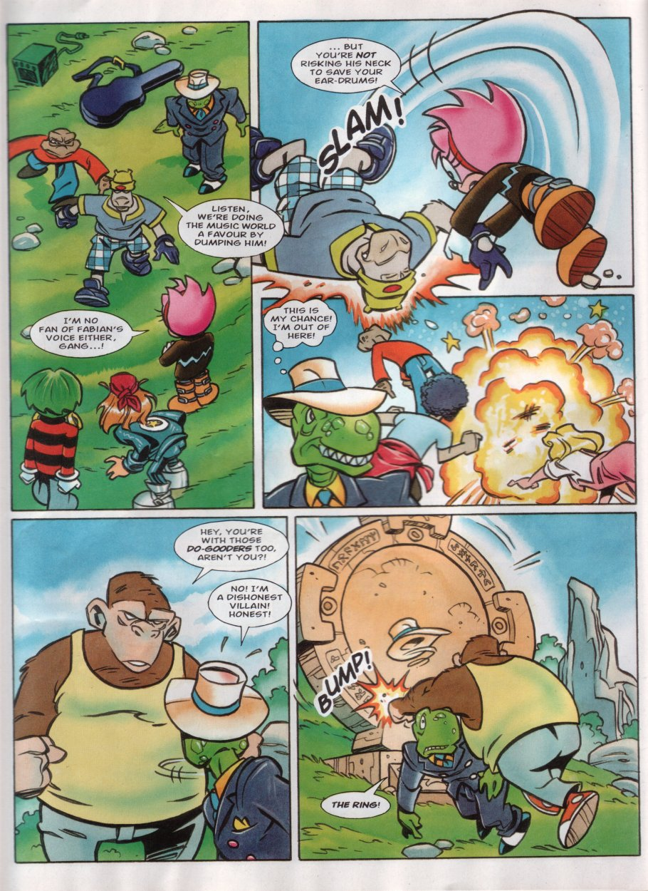 Read online Sonic the Comic comic -  Issue #156 - 11