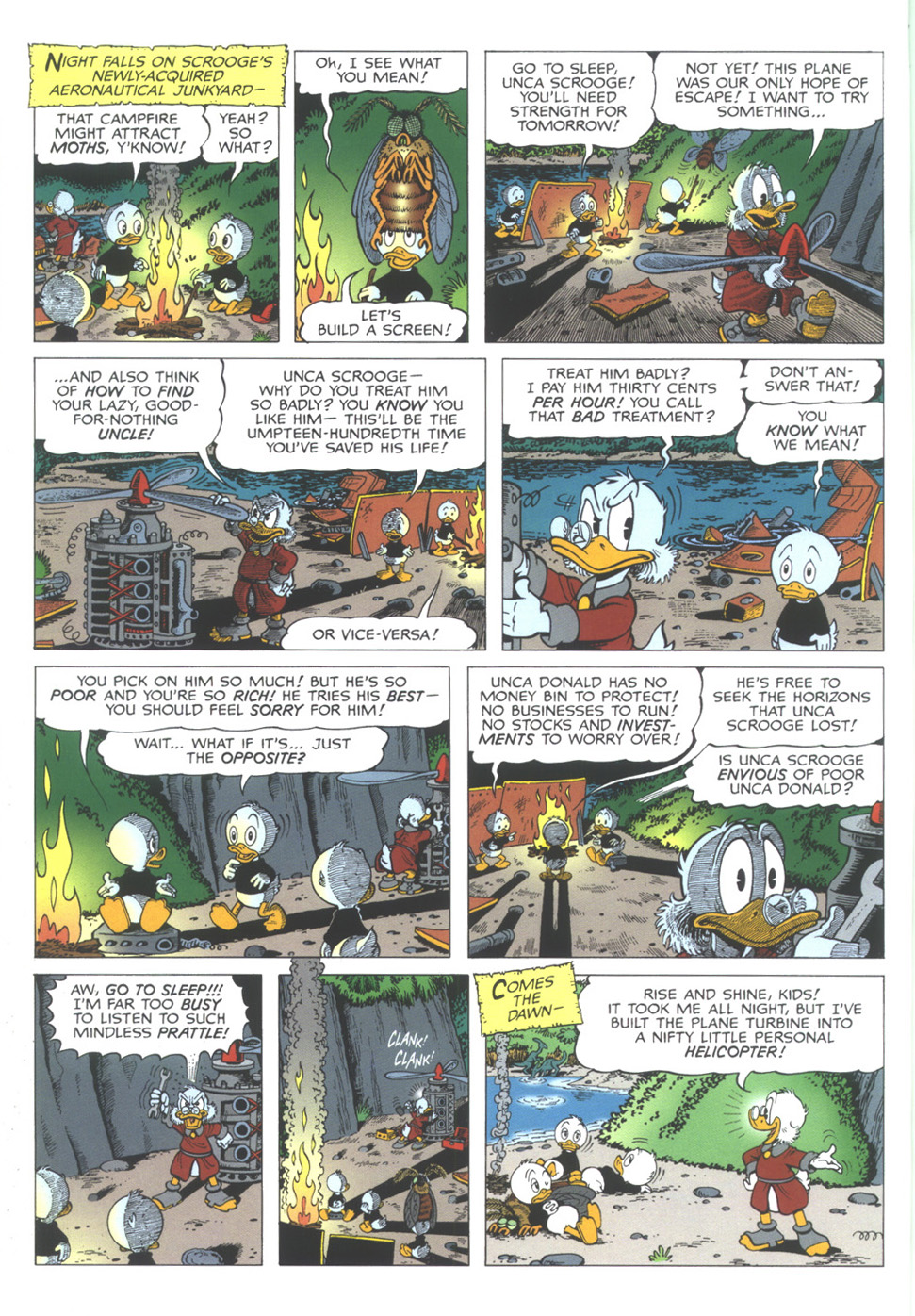 Read online Uncle Scrooge (1953) comic -  Issue #347 - 20