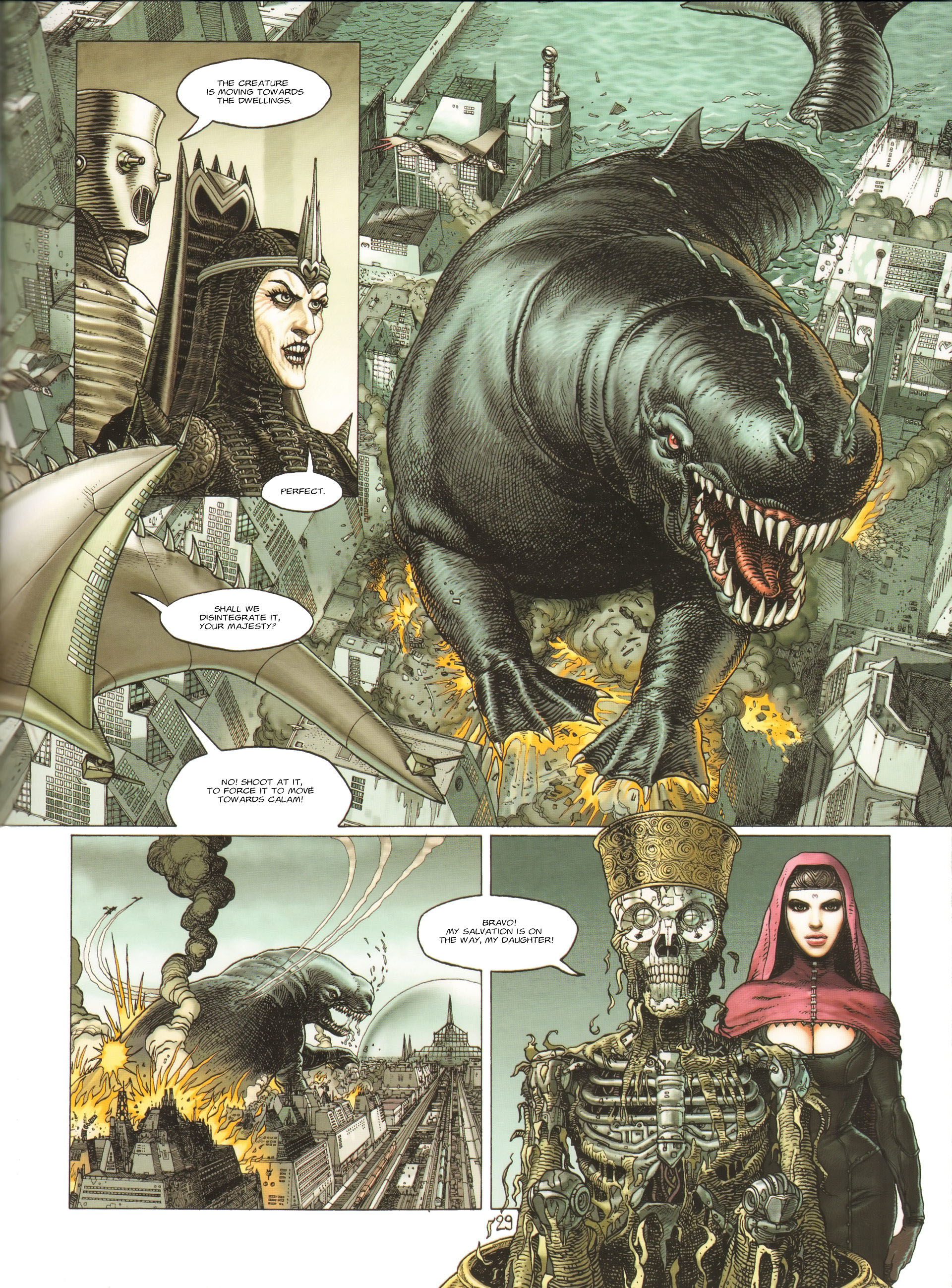 Read online Megalex (2014) comic -  Issue #3 - 32