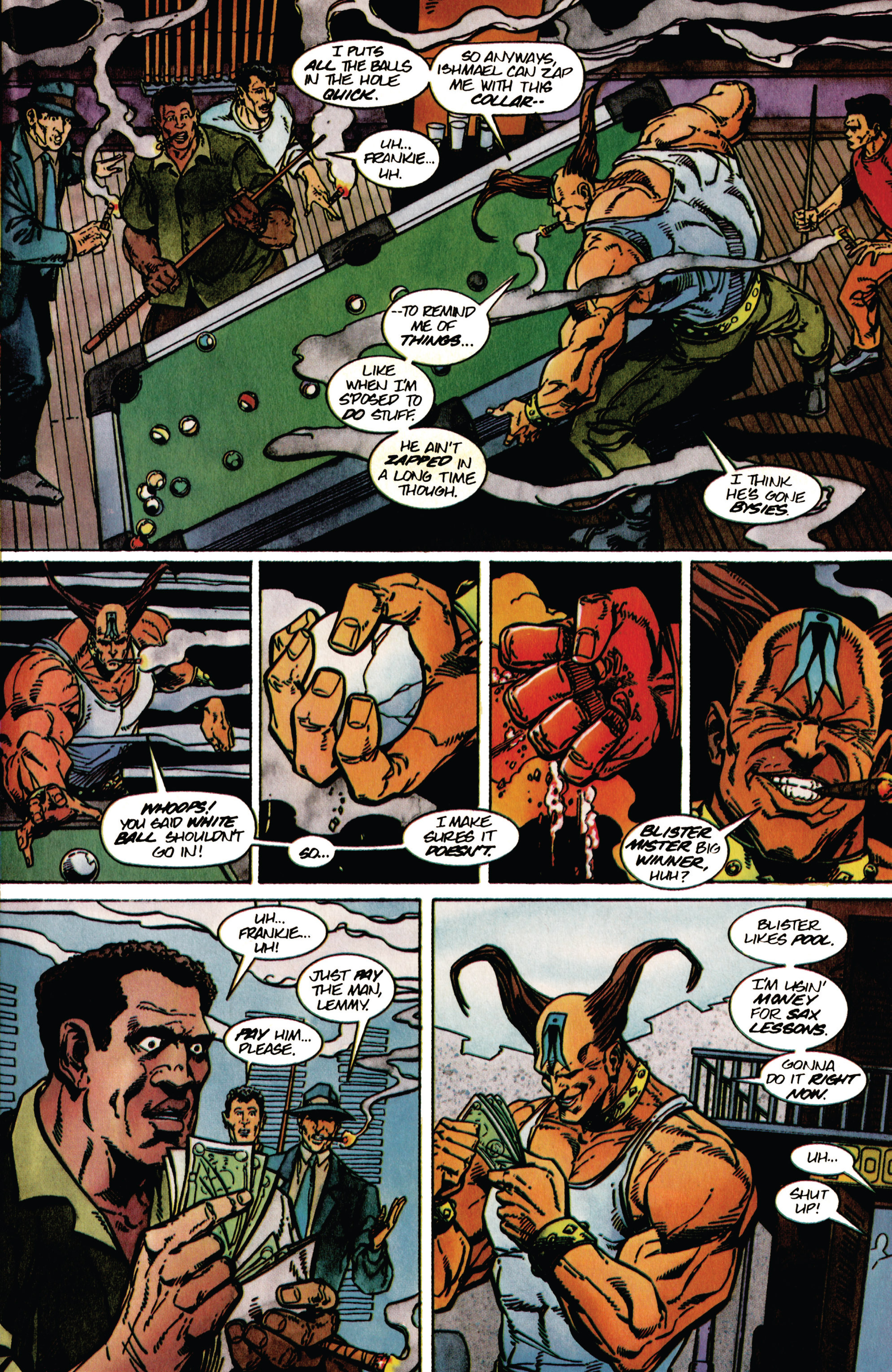 Read online Shadowman (1992) comic -  Issue #38 - 10