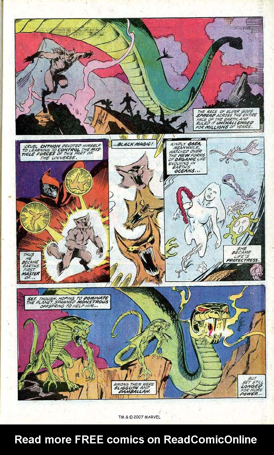 Read online Silver Surfer (1987) comic -  Issue # _Annual 2 - 63