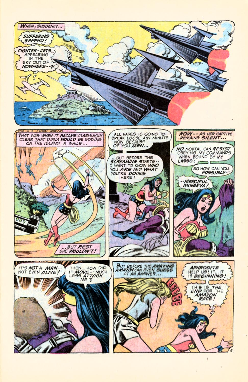 Read online Wonder Woman (1942) comic -  Issue #223 - 6