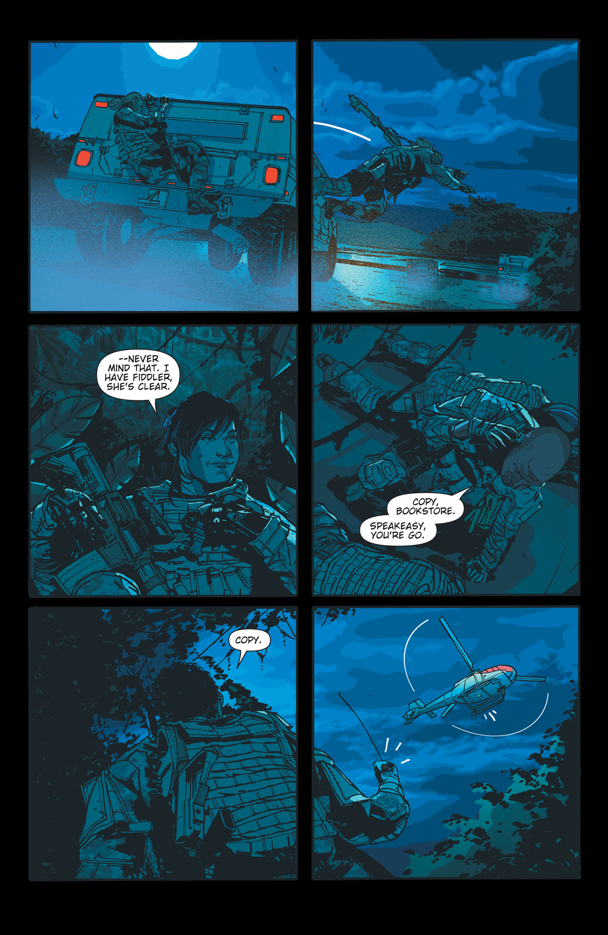 Read online The Activity comic -  Issue #4 - 18