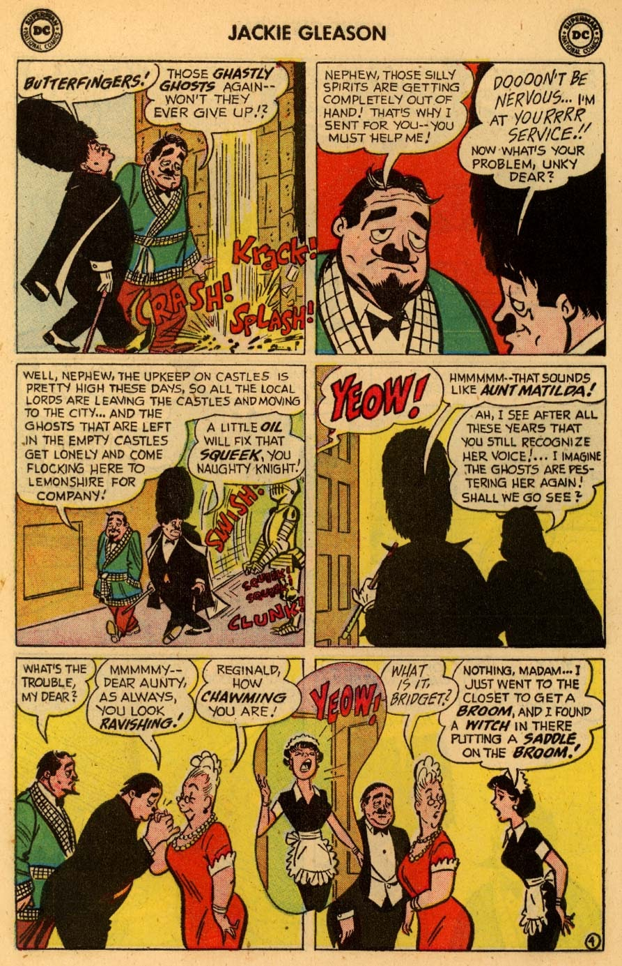 Jackie Gleason and the Honeymooners issue 8 - Page 28