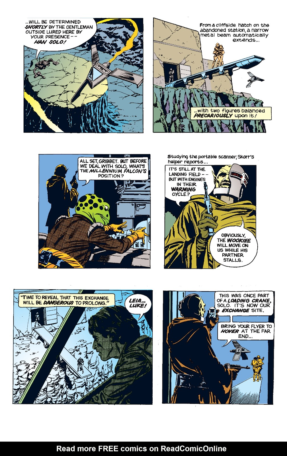 Read online Star Wars Legends: The Newspaper Strips - Epic Collection comic -  Issue # TPB (Part 5) - 10