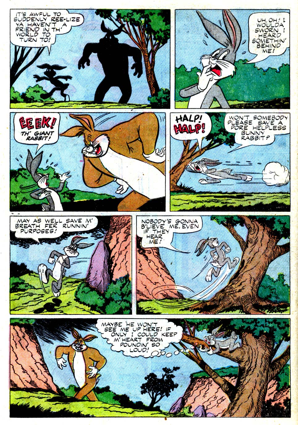 Four Color Comics issue 281 - Page 38