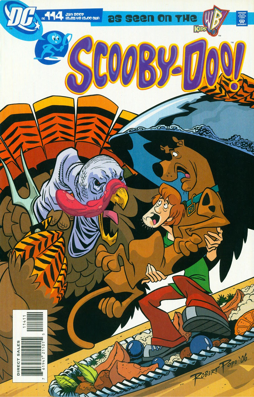 Read online Scooby-Doo (1997) comic -  Issue #114 - 1