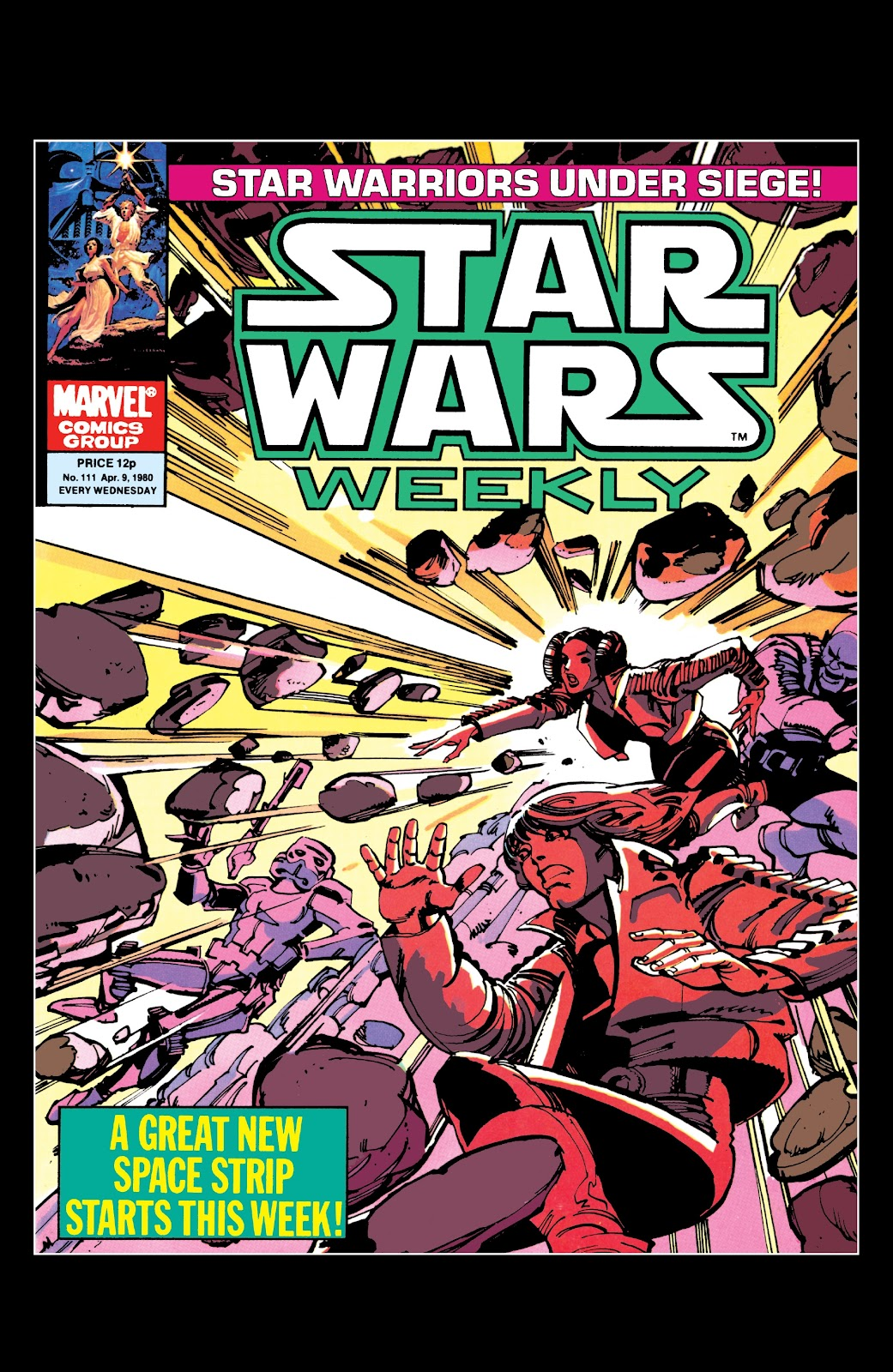 Read online Star Wars Legends: The Original Marvel Years - Epic Collection comic -  Issue # TPB 2 (Part 5) - 6