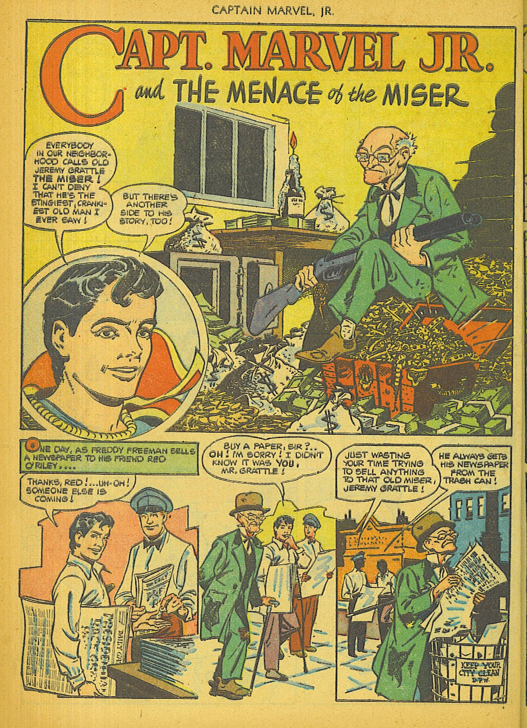 Captain Marvel, Jr. issue 111 - Page 22