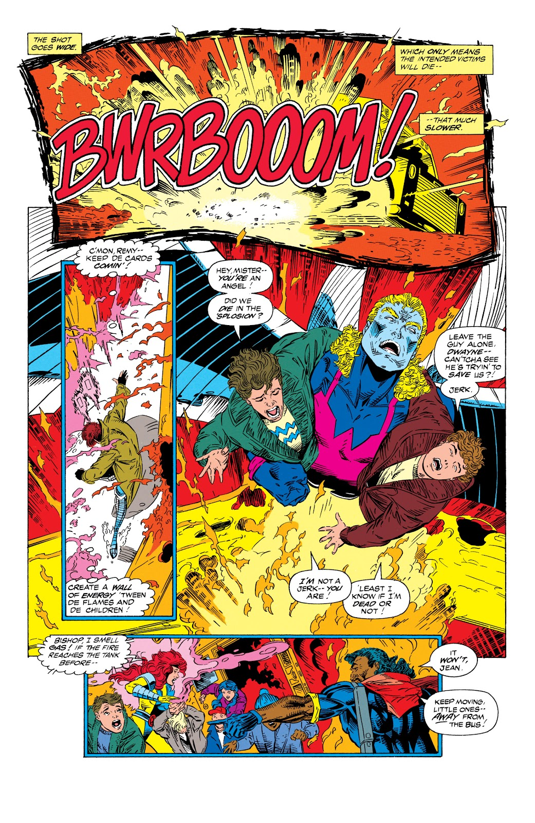 Uncanny X-Men (1963) issue 298 - Page 20