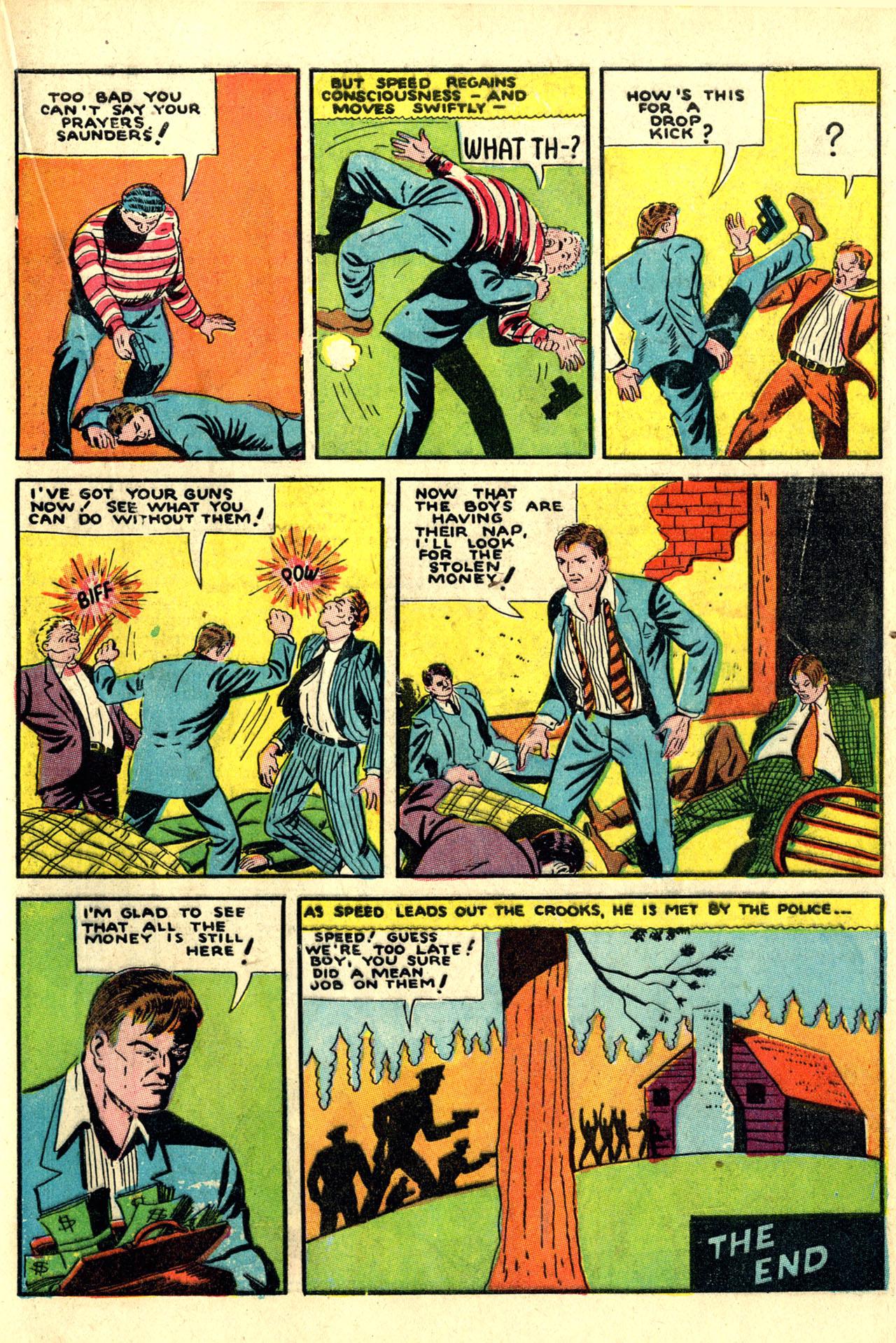 Read online Detective Comics (1937) comic -  Issue #44 - 41