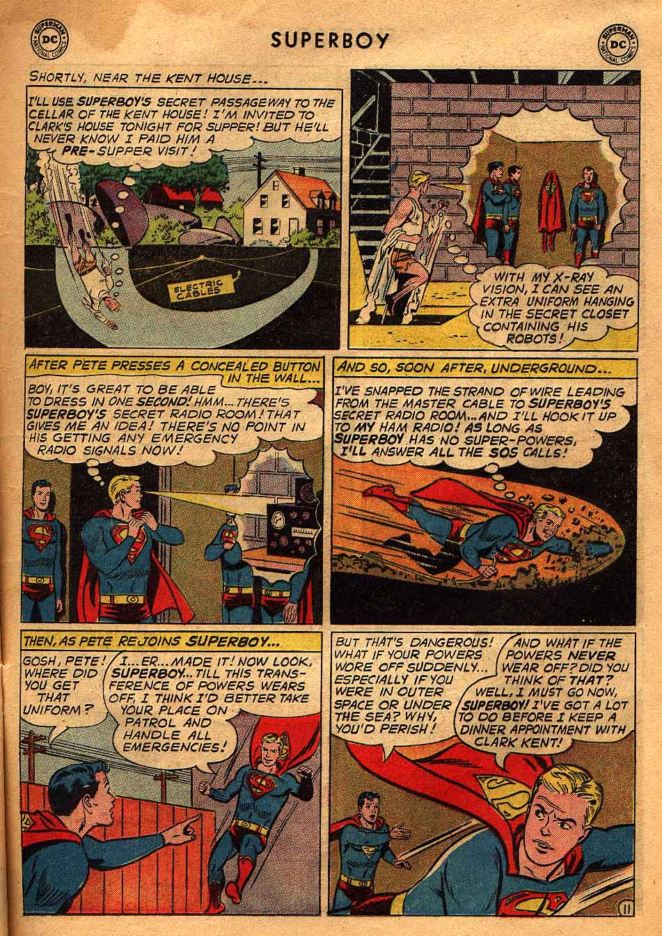 Superboy (1949) issue 96 - Page 12