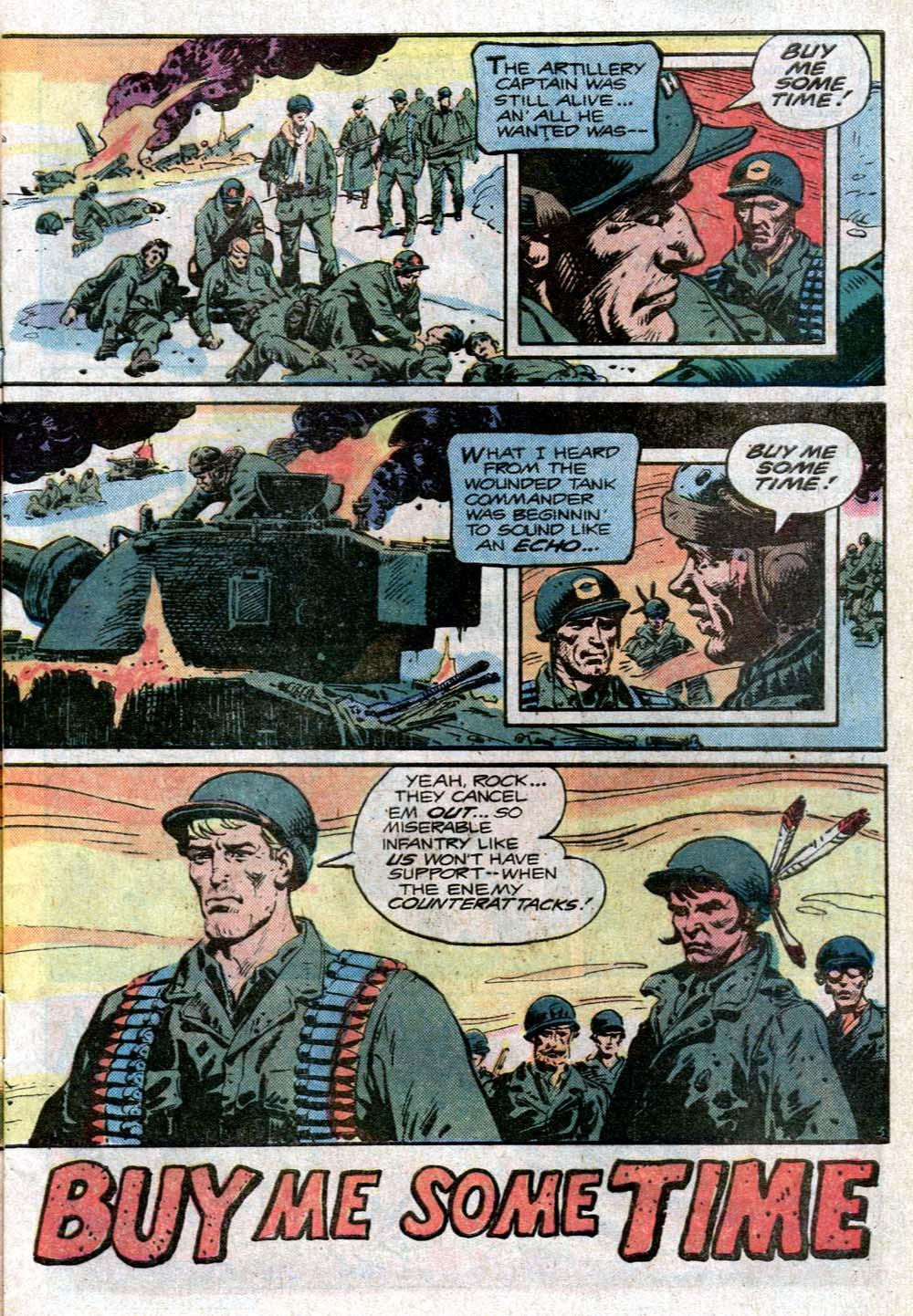 Read online Sgt. Rock comic -  Issue #352 - 6