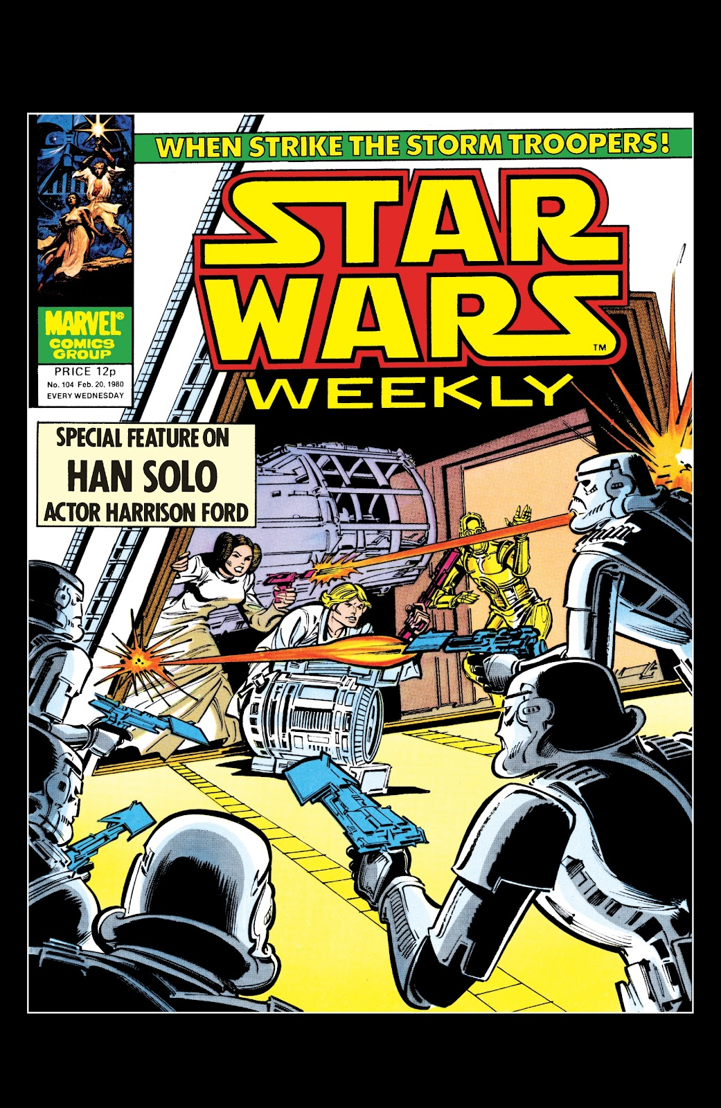 Read online Star Wars Legends: The Original Marvel Years - Epic Collection comic -  Issue # TPB 2 (Part 4) - 55
