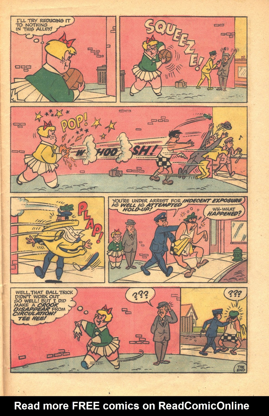 Little Dot (1953) issue 89 - Page 25