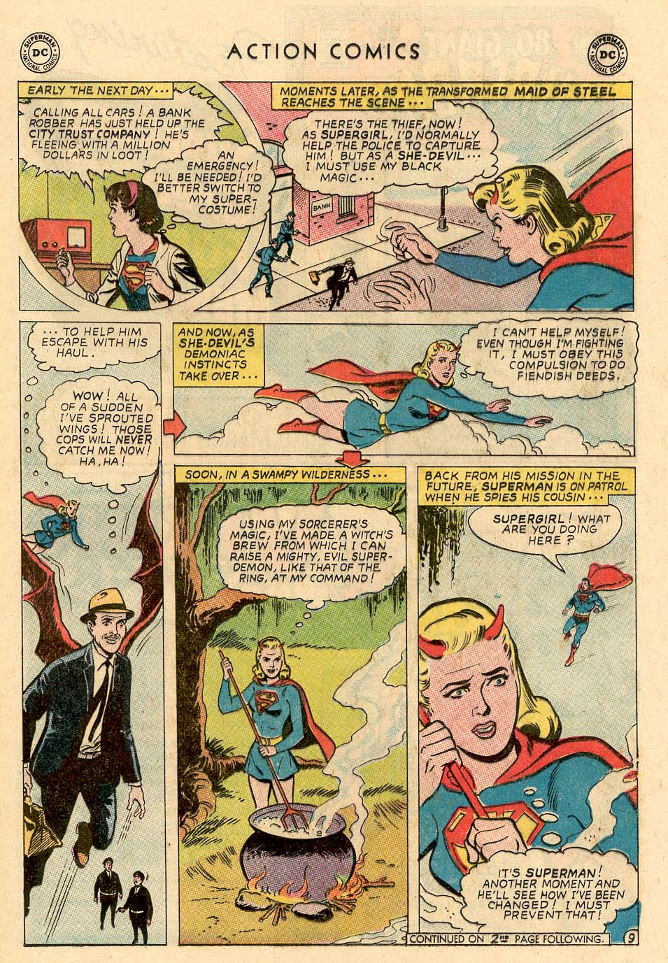 Read online Action Comics (1938) comic -  Issue #324 - 29
