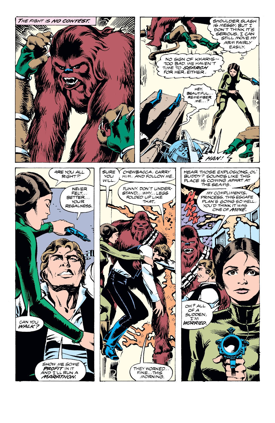 Read online Star Wars Legends: The Original Marvel Years - Epic Collection comic -  Issue # TPB 2 (Part 3) - 31