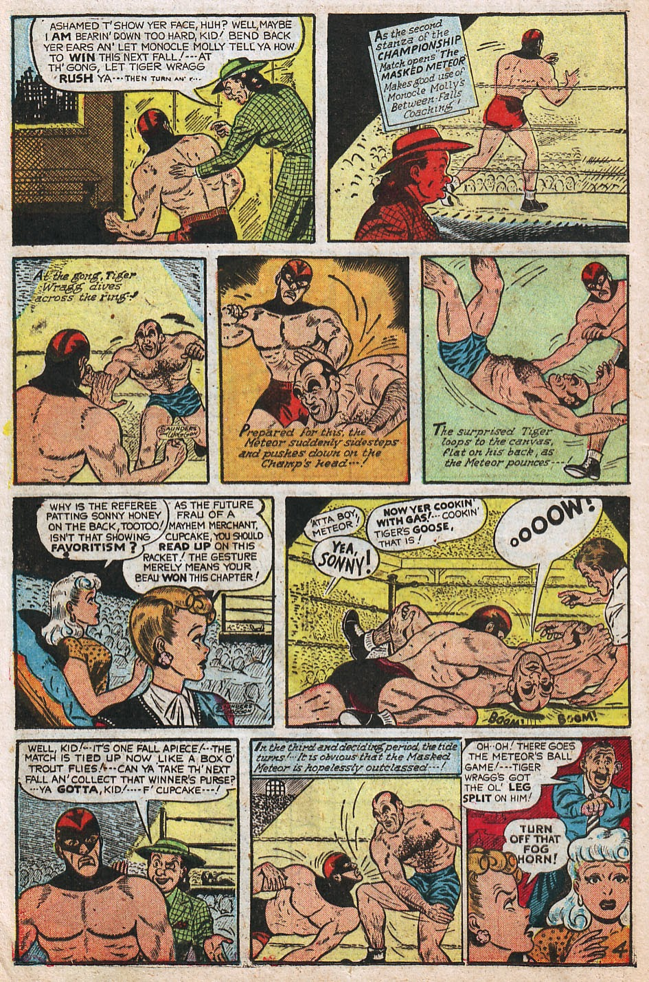 Read online Famous Funnies comic -  Issue #192 - 18