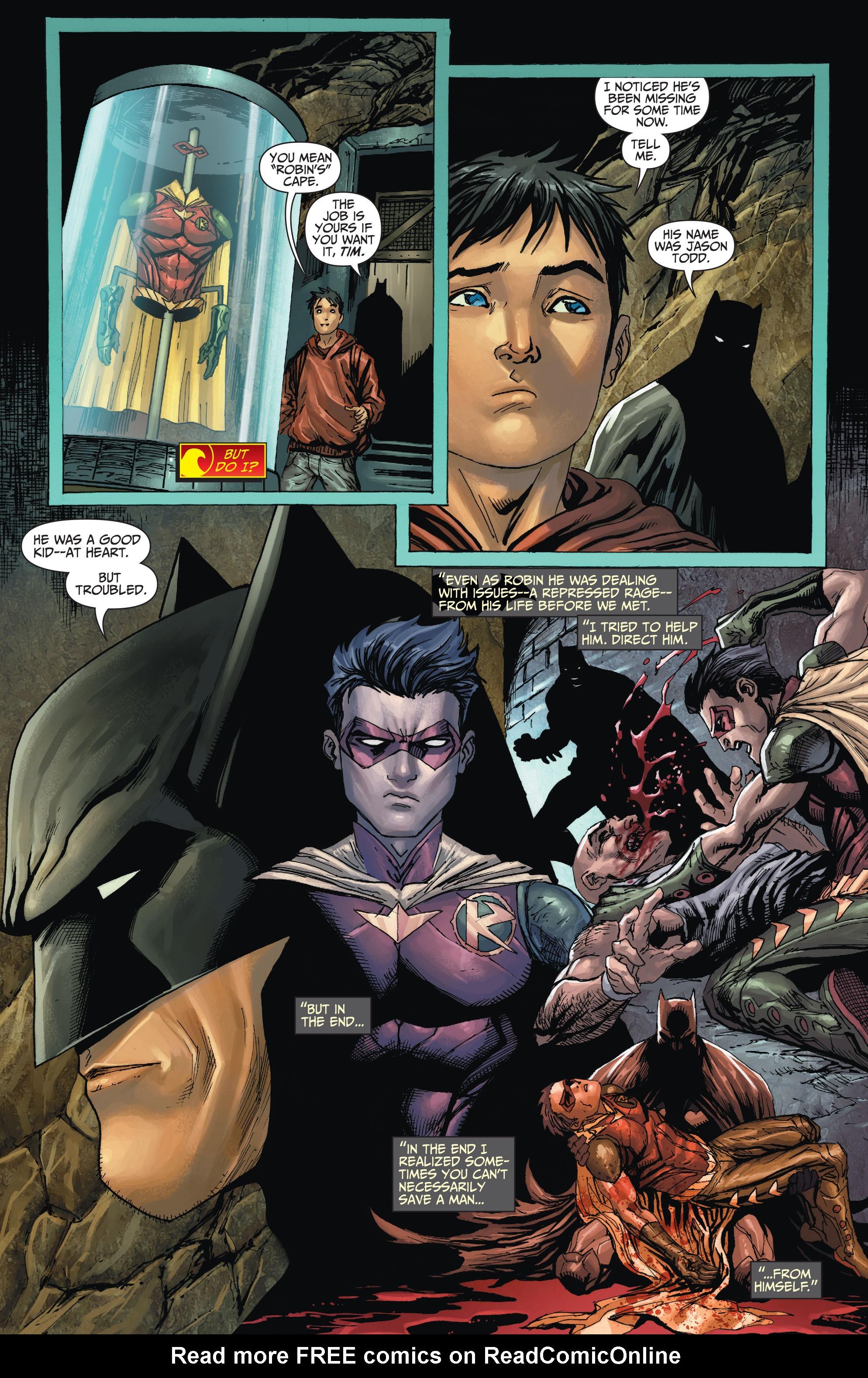 Read online Secret Origins (2014) comic -  Issue #3 - 34