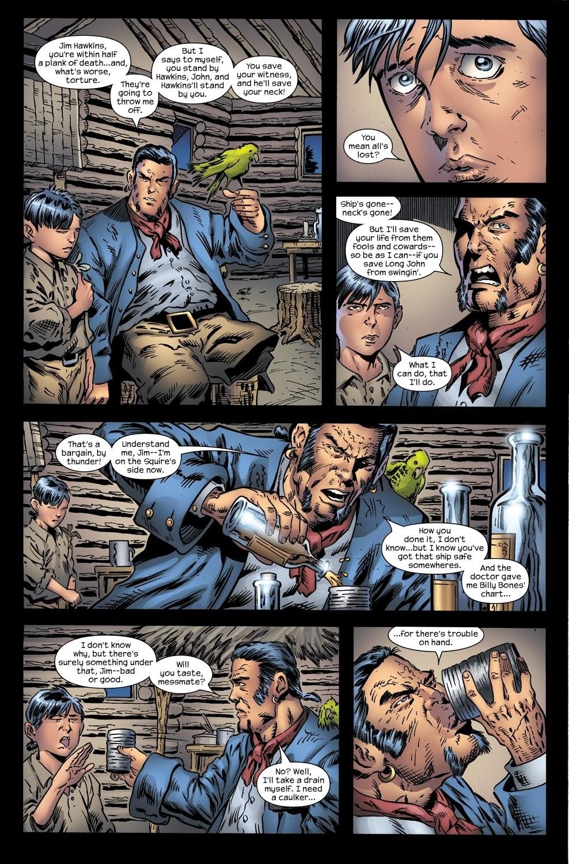 Read online Treasure Island comic -  Issue #5 - 11