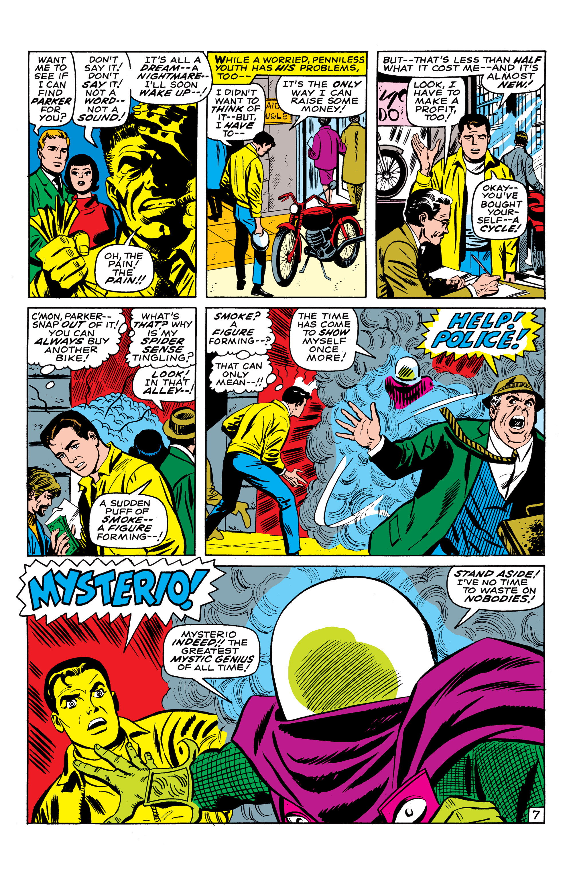 The Amazing Spider-Man (1963) 66 Page 7