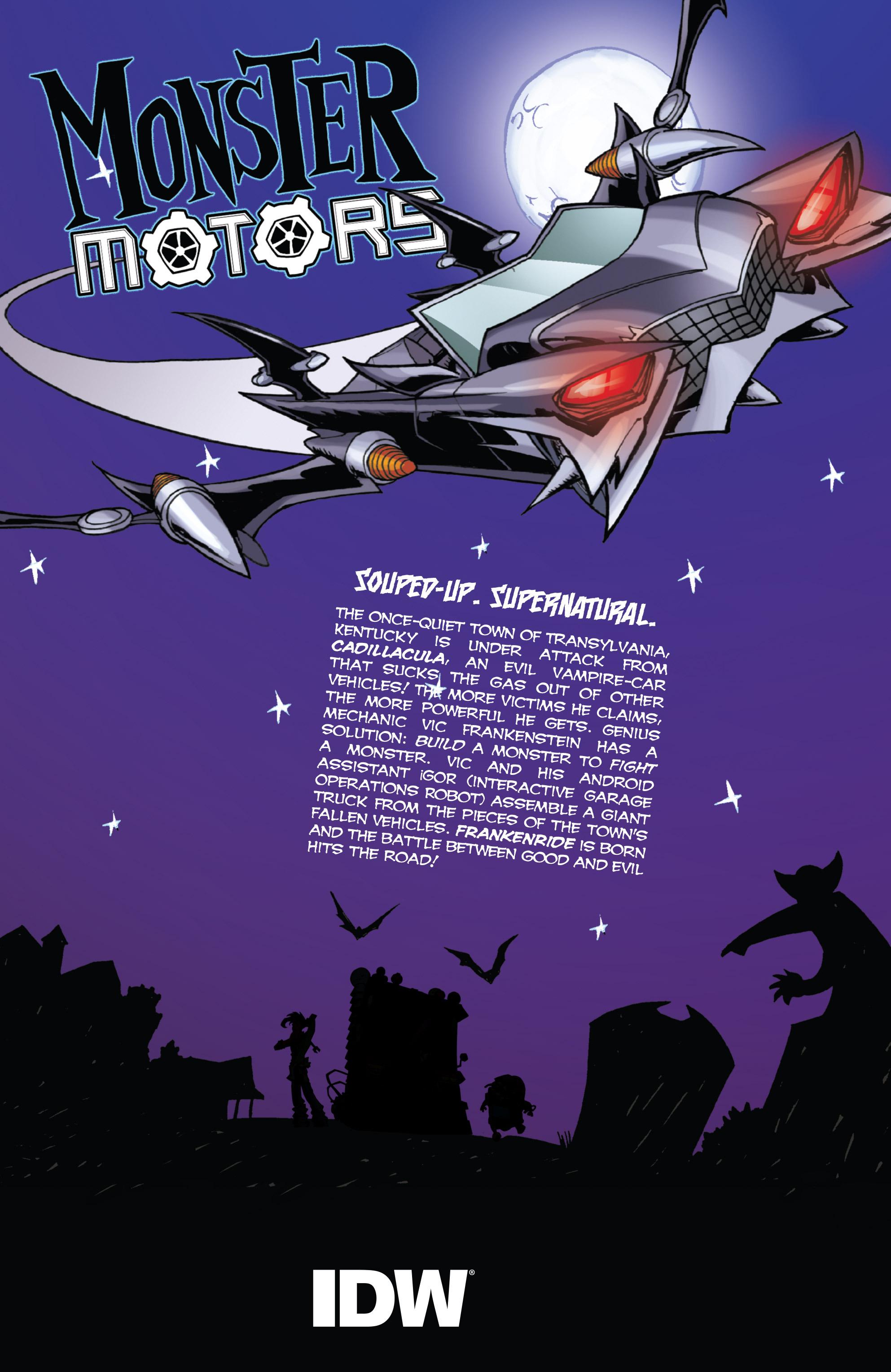 Read online Monster Motors comic -  Issue # Full - 51