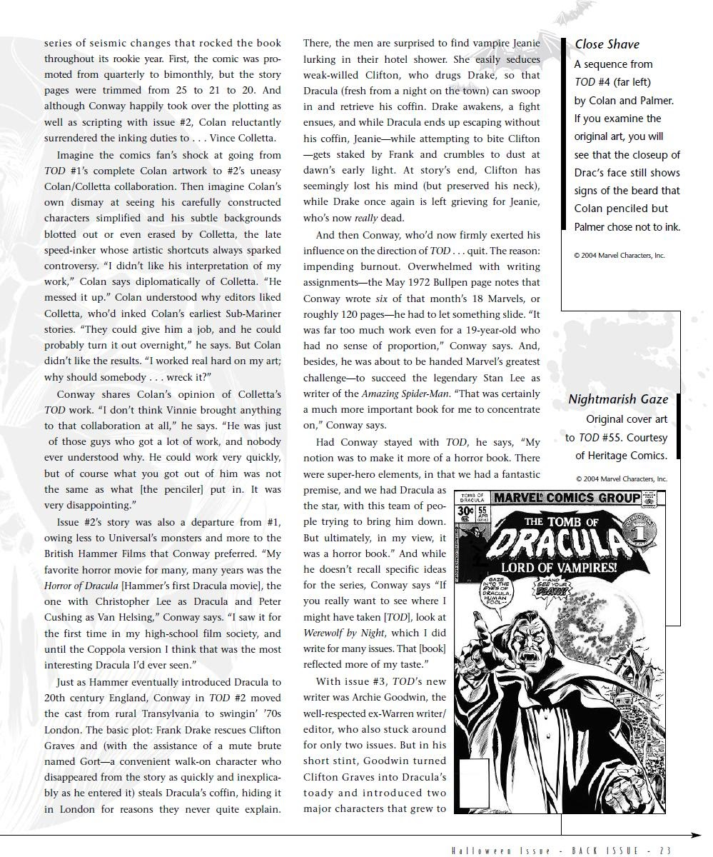 Back Issue issue 6 - Page 24