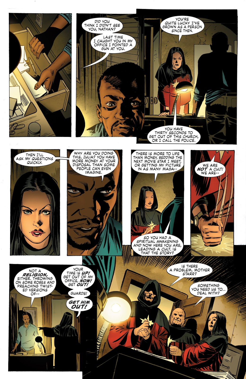Read online Secret Invasion: Rise of the Skrulls comic -  Issue # TPB (Part 3) - 98