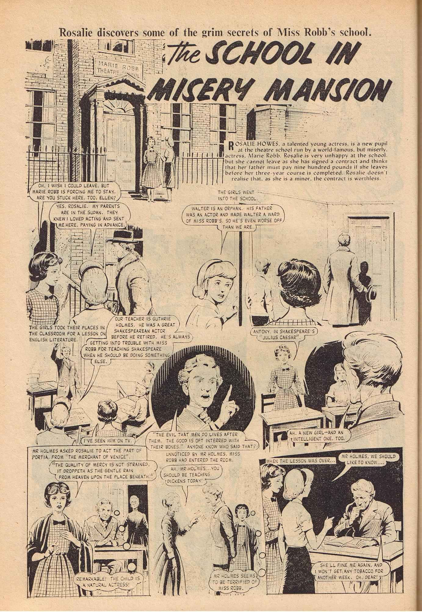 Read online Judy comic -  Issue #316 - 12