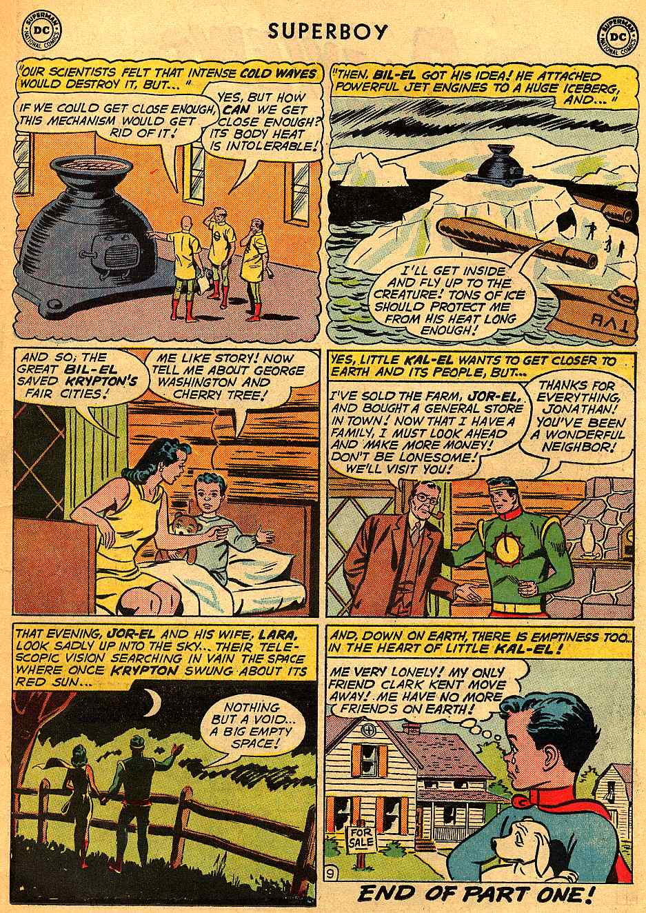 Superboy (1949) issue 95 - Page 10