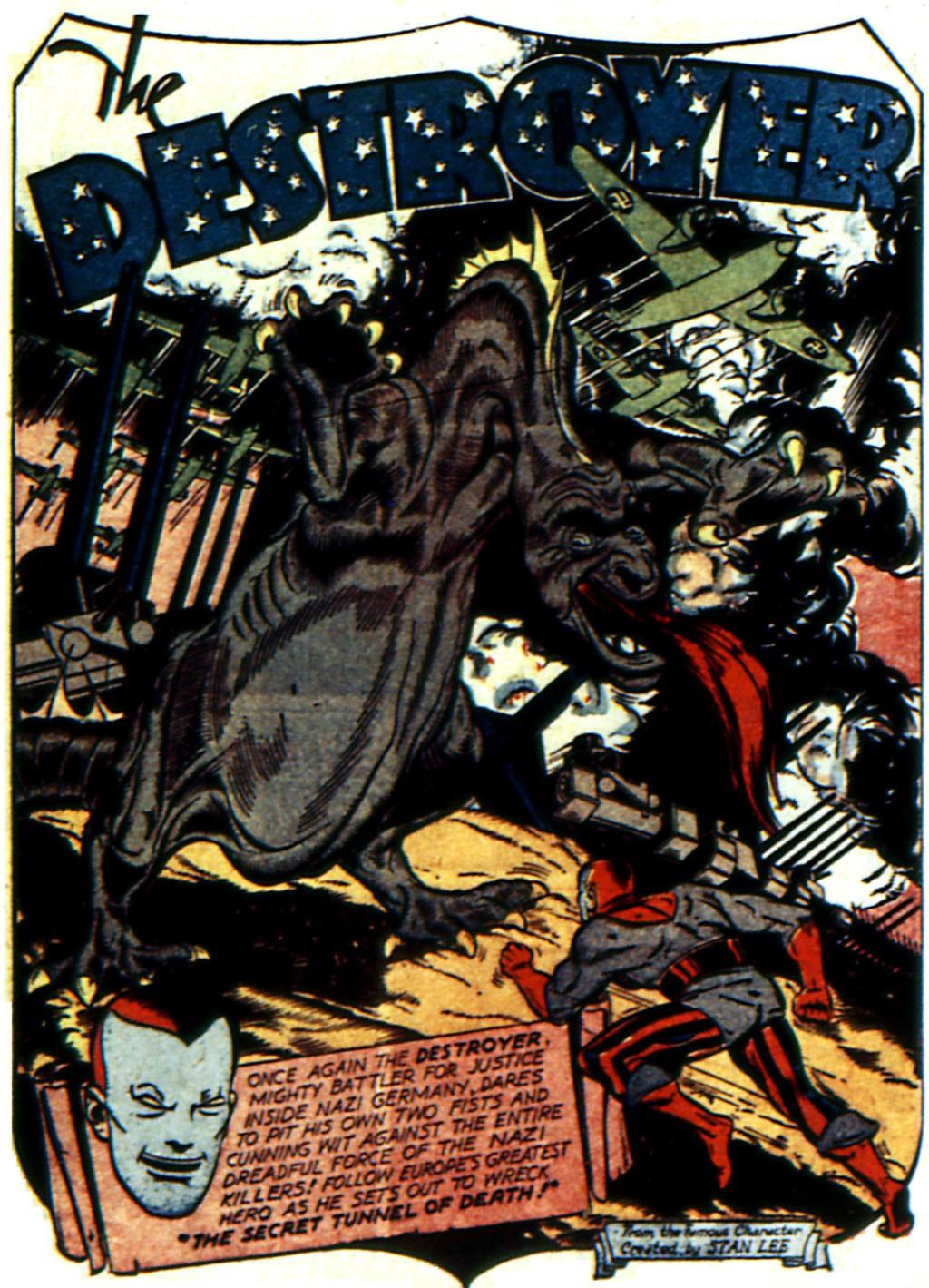 Read online All-Winners Comics comic -  Issue #3 - 56