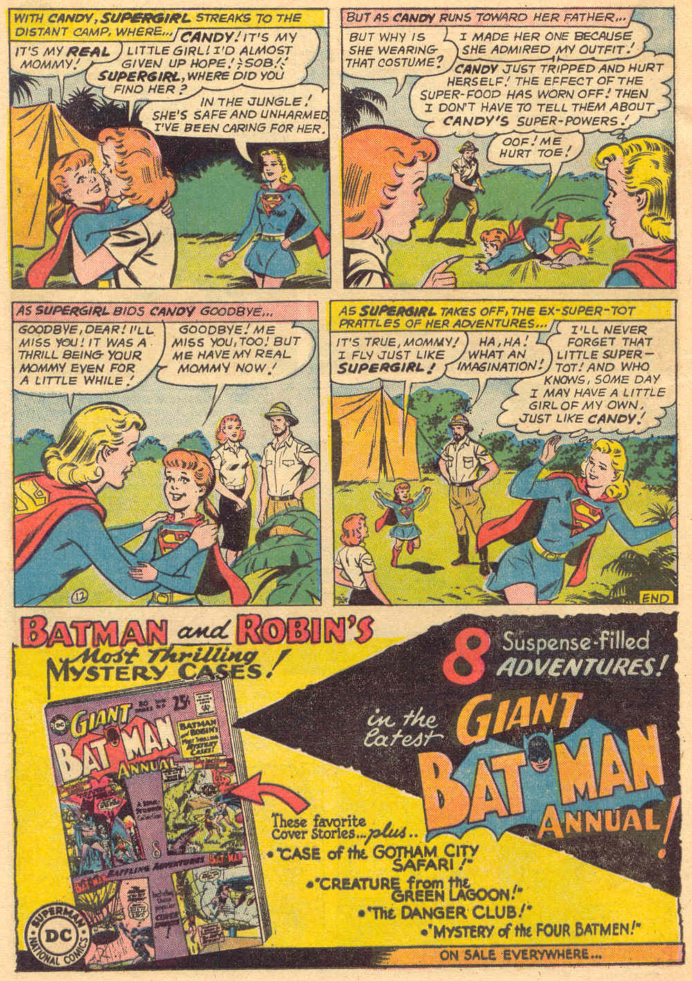 Read online Action Comics (1938) comic -  Issue #308 - 32