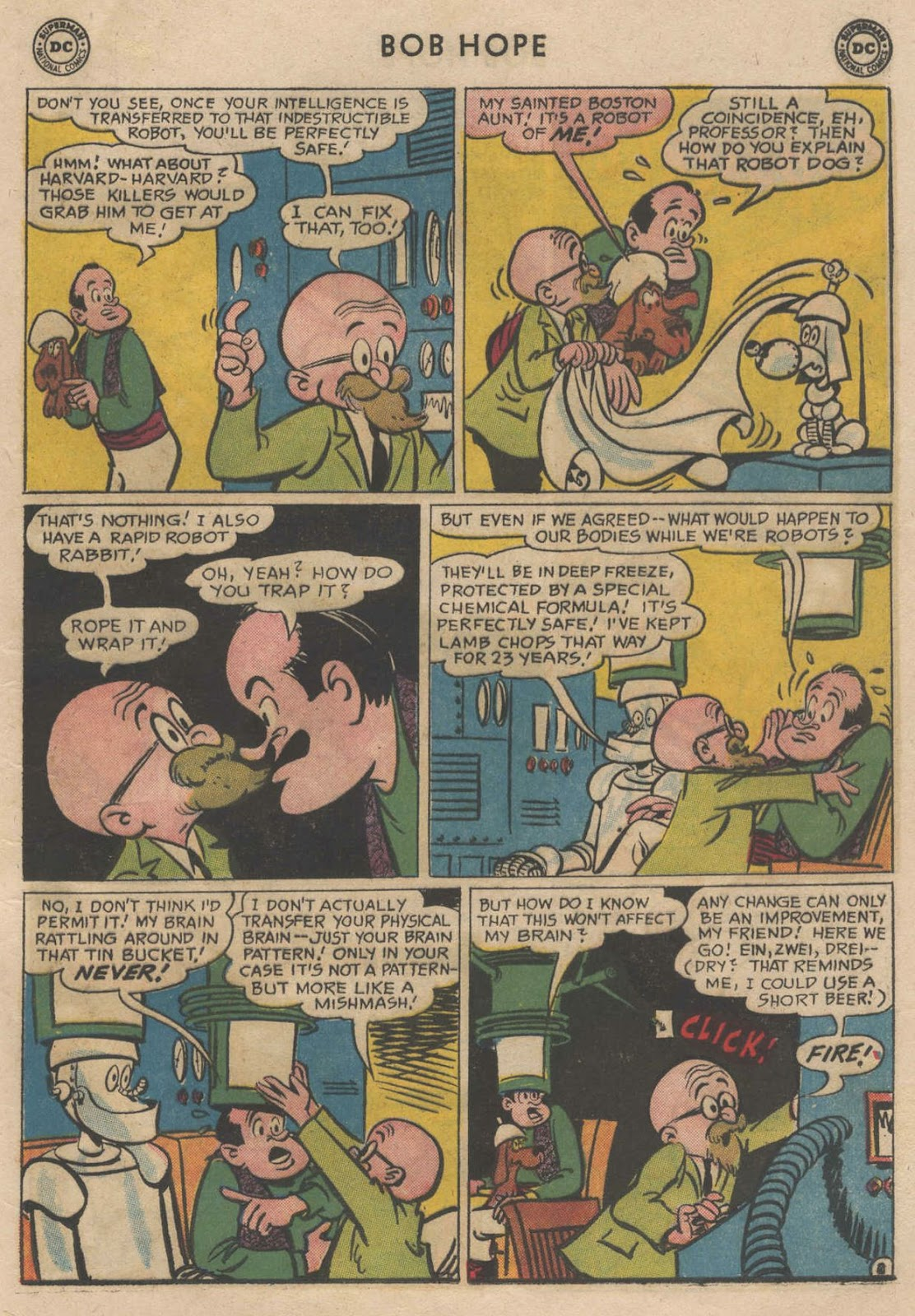 The Adventures of Bob Hope issue 90 - Page 13