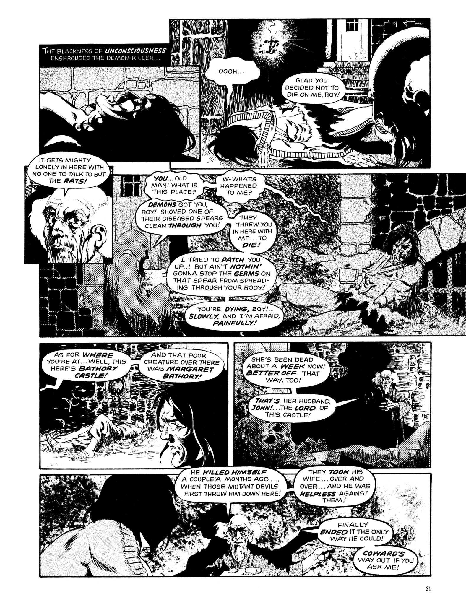 Read online Eerie Archives comic -  Issue # TPB 12 - 32