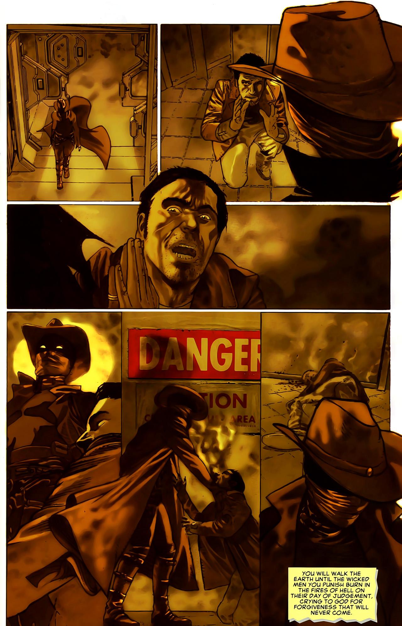 Read online Astonishing Tales (2009) comic -  Issue #5 - 24
