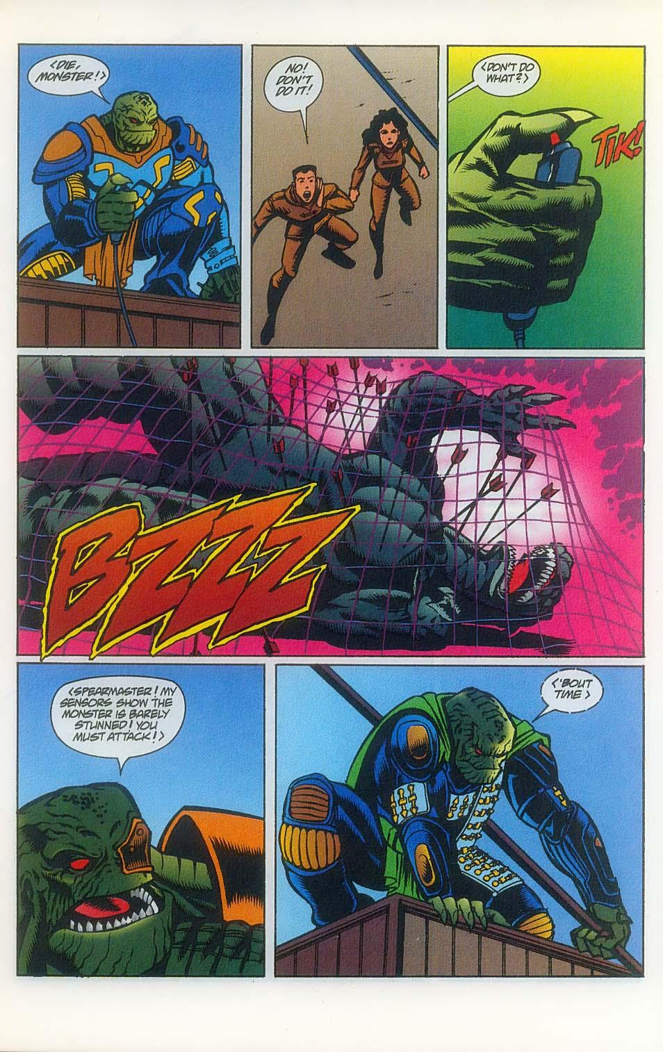 Godzilla (1995) Issue #7 #8 - English 22