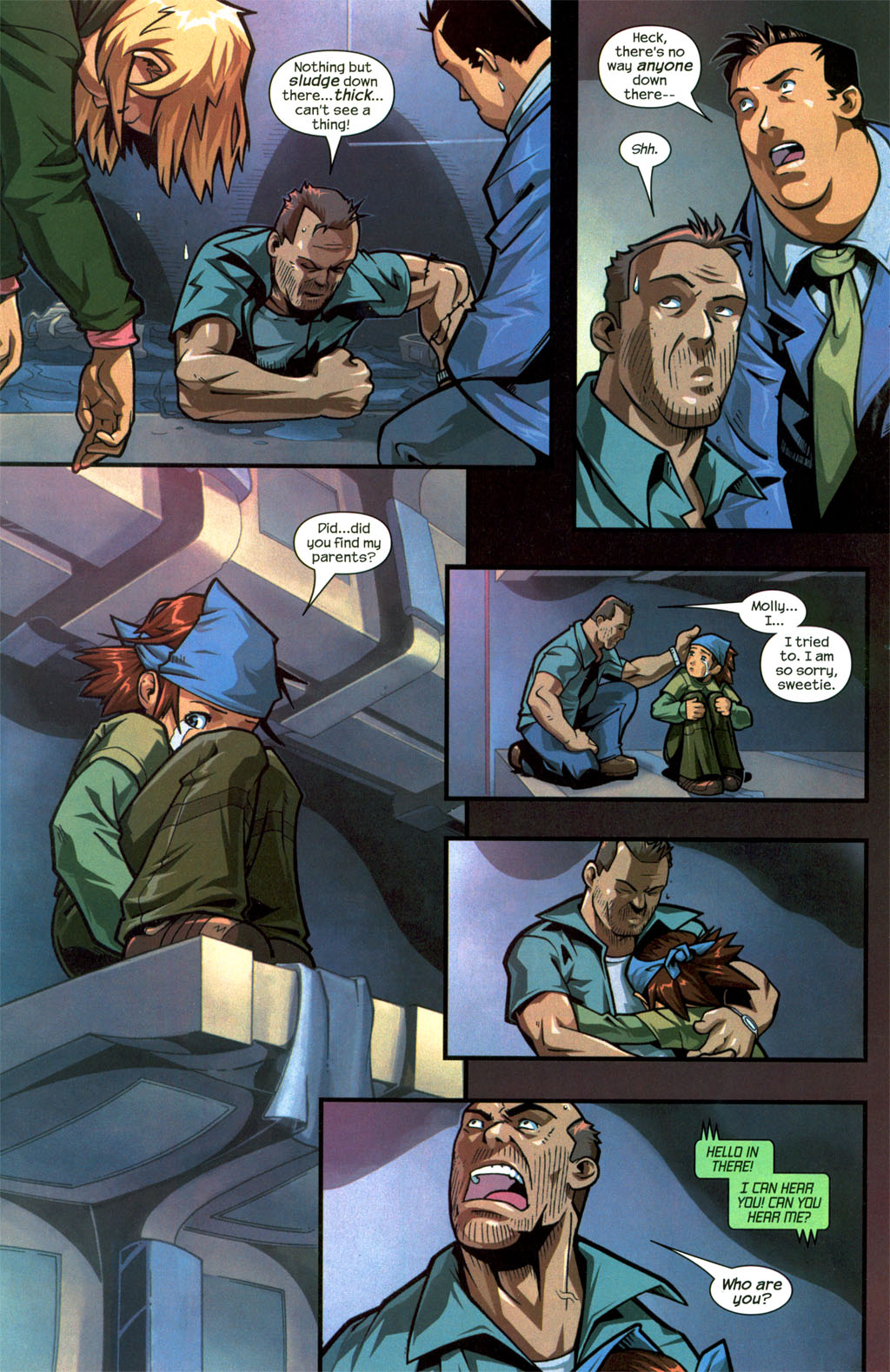 Read online Sentinel comic -  Issue #8 - 9