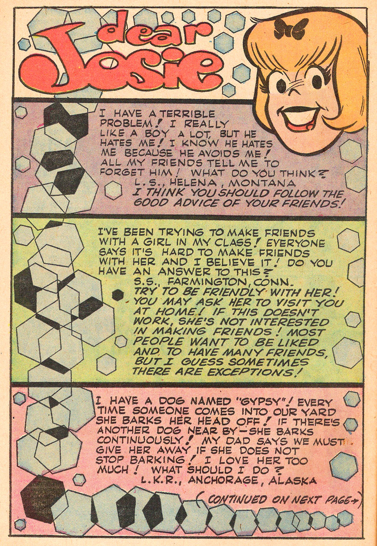 Read online She's Josie comic -  Issue #69 - 41